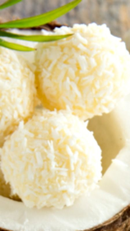 ★★★★☆ 7561 ratings | Lemon and Coconut Bliss Balls #HEALTHYFOOD #EASYRECIPES #DINNER #LAUCH #DELICIOUS #EASY #HOLIDAYS #RECIPE #Lemon #Coconut #Bliss #Balls