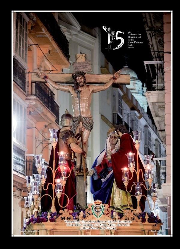 Anunciada la Banda que acompañará al Cristo de las Siete Palabras en su salida extraordinaria de Cádiz