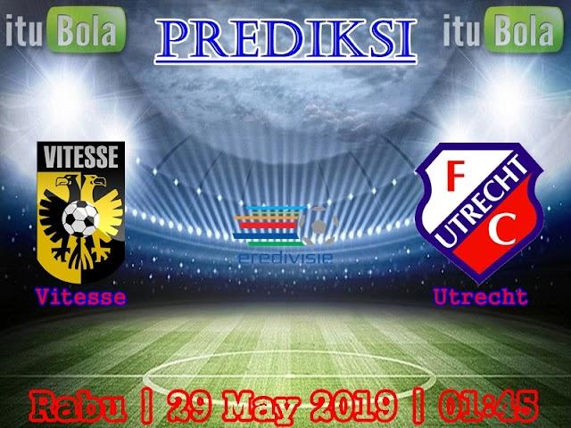 Prediksi Vitesse Vs Utrecht - ituBola