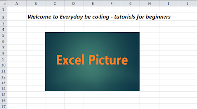How To Add Pictures Or Images In Excel Sheet Using EPPlus  NET