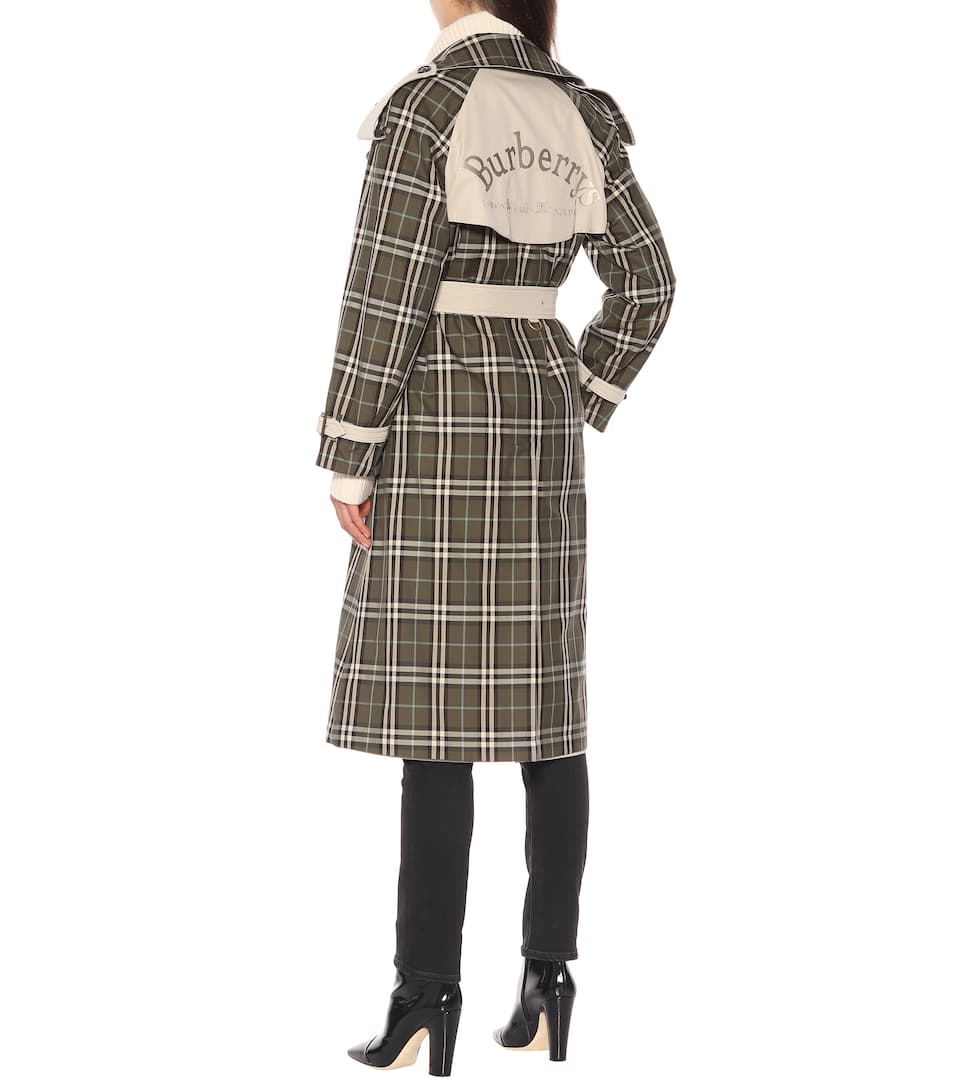 b175ddc6ad0 Lust Worthy Trench - Burberry Eastleigh Reversible Trench Coat  www.toyastales.blogspot.com
