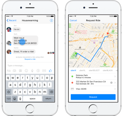 Facebook Messenger 15 Amazing Things