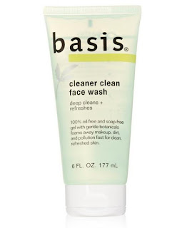 Basis Cleaner Clean Face Wash