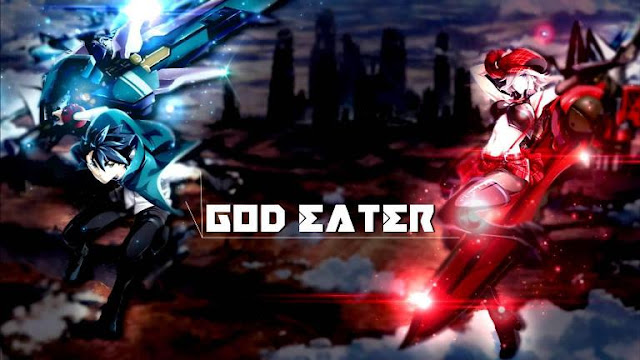 God Eater - Anime Tokoh Utama Menggunakan Pedang