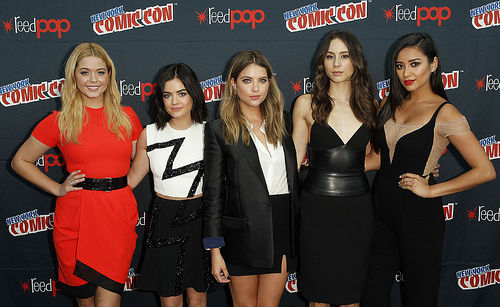 "Pretty Little Liars: Who Is On The ""A"" Team? : Will There ..."
