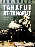 Tahafut At-Tahfut karya Ibnu Rusyd