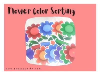 flower color sorting