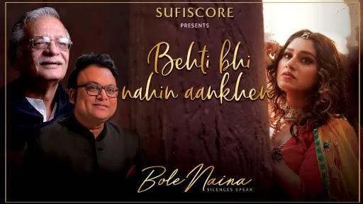 Behti Bhi Nahi Aankhen Lyrics | Pratibha Singh Baghel