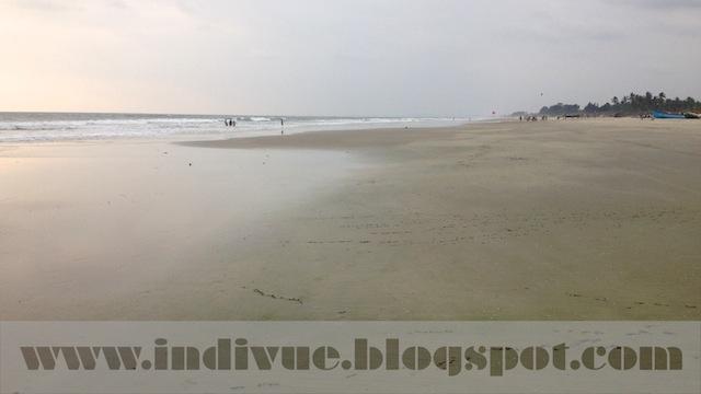 Zalor Beach, Goa, Intia