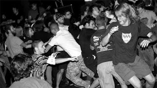 What is Moshing?
