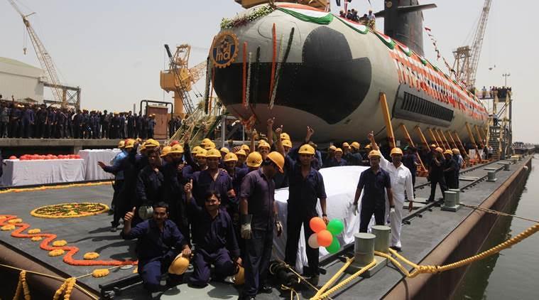 बेहद गंभीर है 'स्कॉर्पीन पनडुब्बी लीक' मामला! Scorpene Submarine India, Indian Navy, Hindi Article