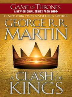 A Clash of Kings - George R. R. Martin [kindle] [mobi]