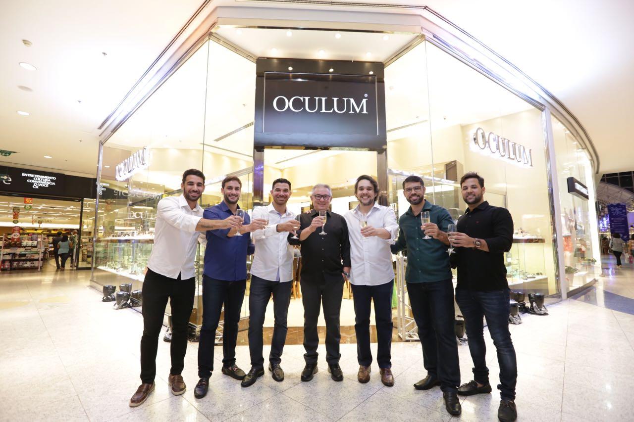 85c141a384c04 Coquetel de lançamento da Oculum movimentou a noite desta terça no Salvador  Shopping