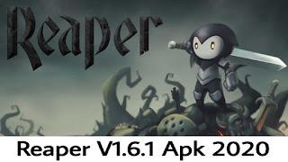 تحميل لعبة المغامرات ريبر 2020 Reaper V1.6.1 للاندرويد بصيغة APK