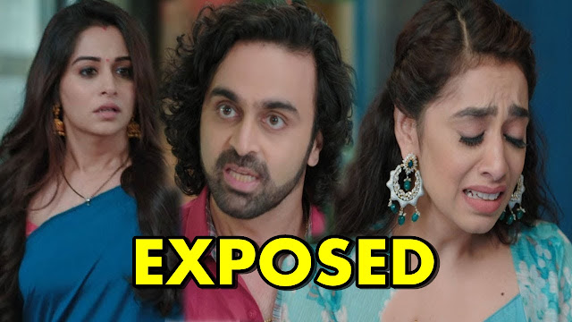 TRUTH Revealed : Pari's pregnancy shocks Sonakshi unveils truth in Kahaan Hum Kahaan Tum