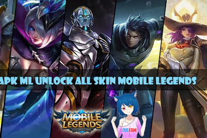 Download IMLS v1.8.0 Unlock All Skins Mobile Legends Terbaru Desember 2019