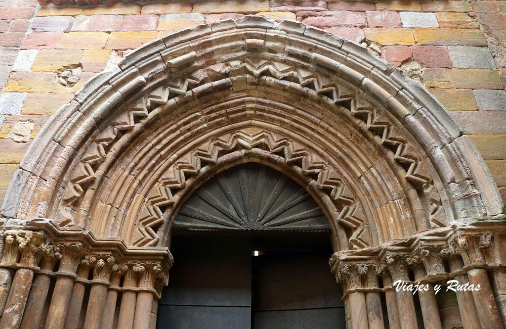 Portada de Mave, Palencia