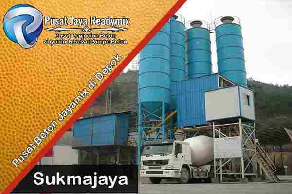 Jayamix Sukmajaya, Jual Jayamix Sukmajaya, Cor Beton Jayamix Sukmajaya, Harga Jayamix Sukmajaya