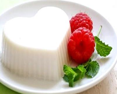 Foto Resep Puding Susu Putih Kental Manis Sederhana Sajian Sedap