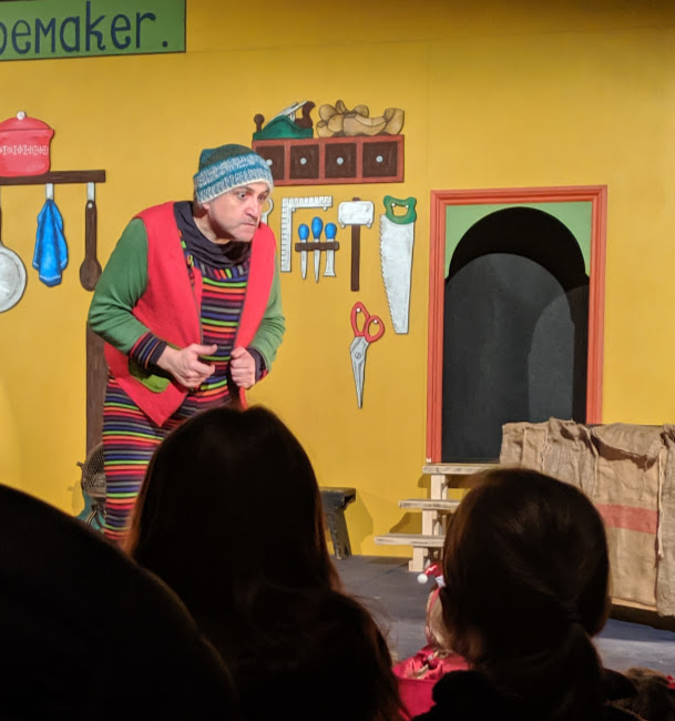 Christmas Theatre at Kielder Winter Wonderland