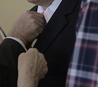 Cuento corto El nudo corbata casamiento