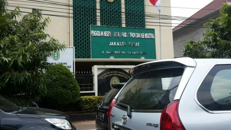 Pengadilan Negeri Jakarta Pusat