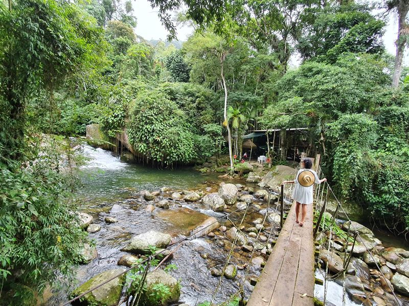 Passeio Jeep Paraty Cachoeiras e Alambiques