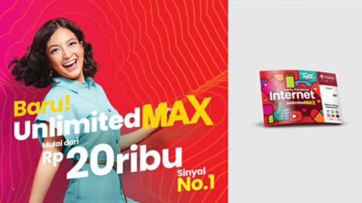 Paket Unlimited Max