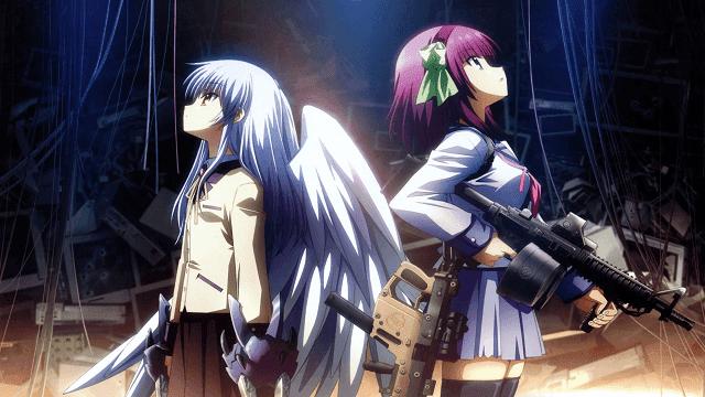 Angel Beats adalah anime yang membuat banyak penontonnya menangis