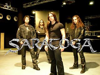 Saratoga es una banda española de heavy metal. Con…