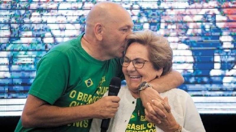 """Luciano Hang lança forte desabafo sobre CPI envolvendo sua mãe: """"Não vou aceitar tanta canalhice quieto"""""""