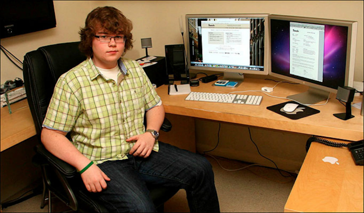 Historia de Christian Owens, joven millonaria con apps