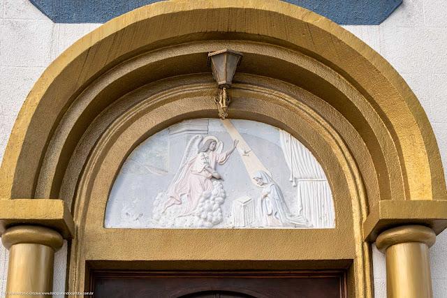 Igreja Ortodoxa Grega São Savas - detalhe