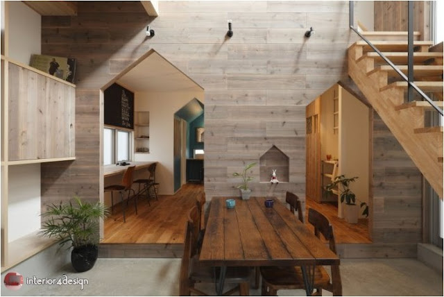 Wood interior designs 9