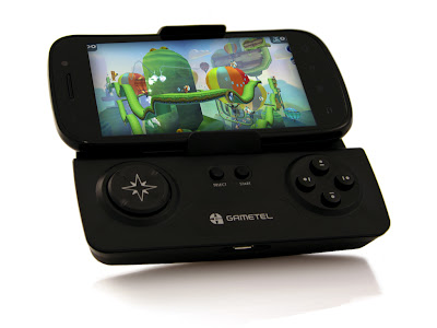 Gametel mostra controle Bluetooth para Android 2
