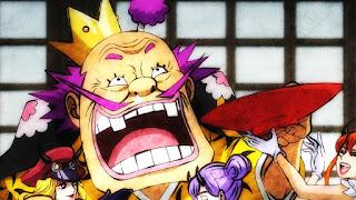 ワンピースアニメ | 黒炭オロチ Kurozumi Orochi | ONE PIECE