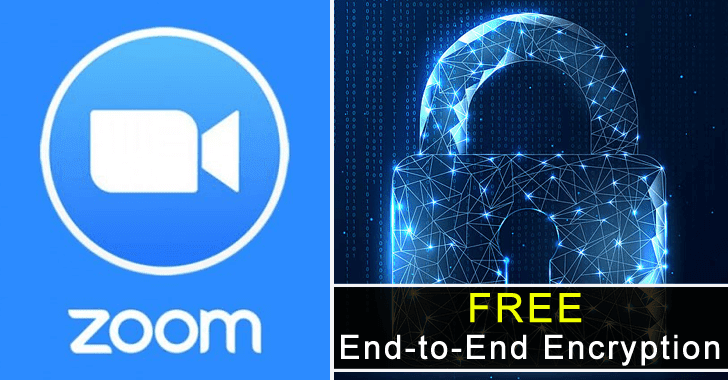 Zoom Suddenly Announced End-to-End Encryption for Free Users
