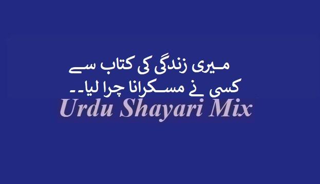 مـــــــیری زندگی کی کتاب | Sad shayari | Urdu shayari