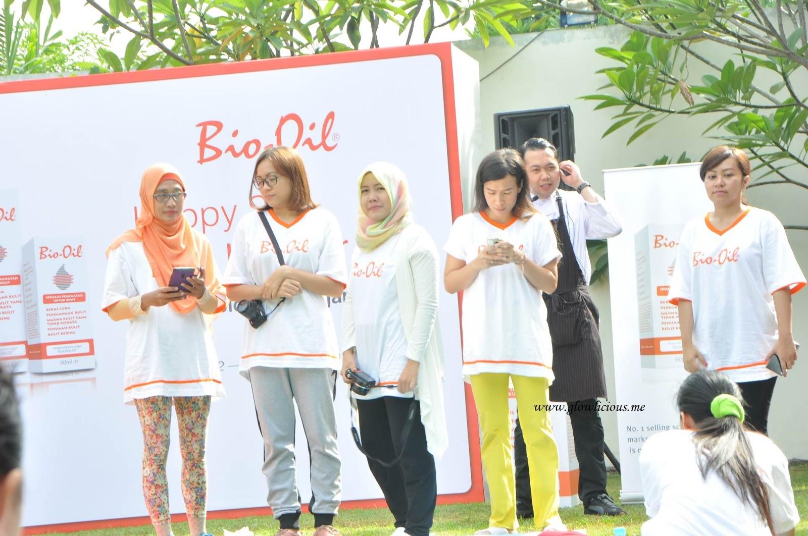 Bio Oil Pajamas Party Feat Sigi Wimala