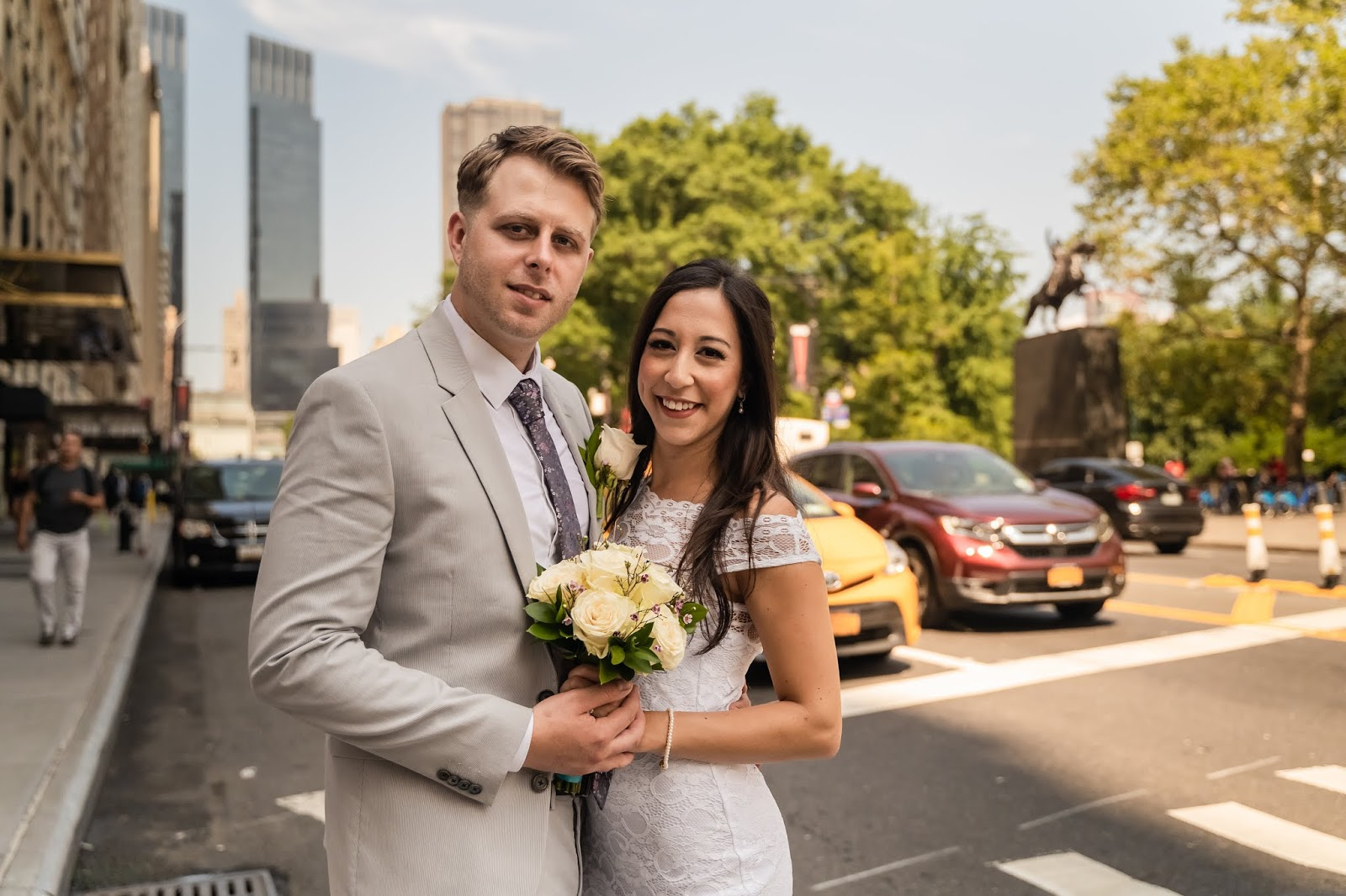 Artlook City Hall Wedding Photography New York