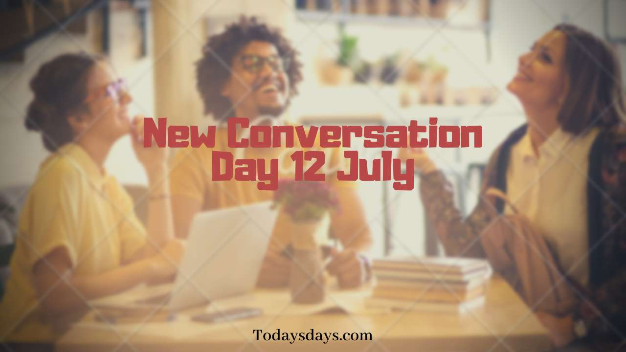 New Conversation Day
