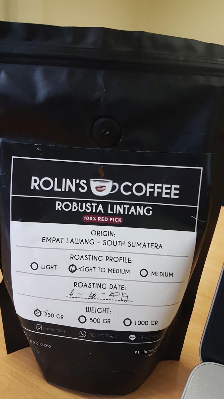Robusta Kopi Arabika Empat Lawang Spec Dan Daftar Harga Terbaru Biji Bubuk Rajabica Koffie Warung Tinggi Premium 500 Gram Menurut Saya Untuk Single Origin Cukup Enak Dinikmati