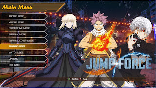 JUMP FORCE MUGEN V6 PC Y ANDROID EXAGEAR