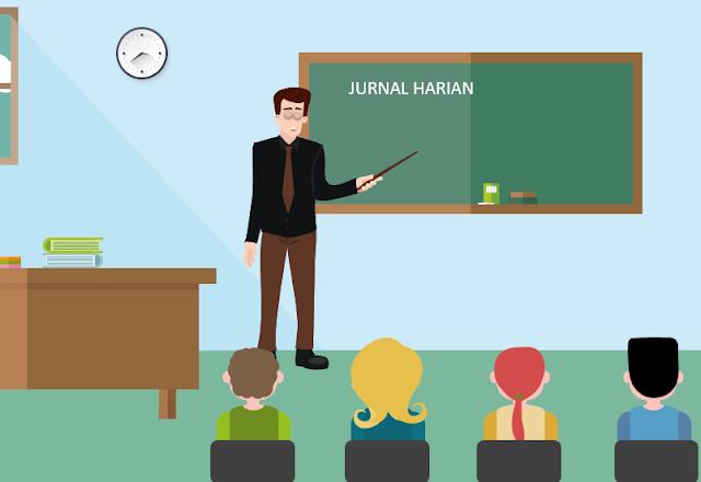 Jurnal Harian Kelas 3 SD Semester 2 Kurikulum 2013 Revisi Tahun 2018