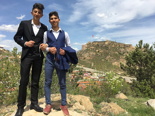 Birol Can Üzgen ve Hasan Cem Akçaoğlu Kastamonu'da Mezuniyet 2019 - Mayıs 2019