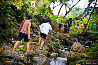 mother falls, ditumabo falls, Baler, Itinerary, Surfing, Sabang Beach, Pacific Waves Inn, Travel, Aurora, Philippines