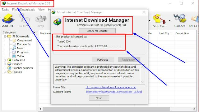 IDM 6.38 Full Version Free Download
