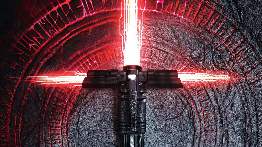 Kylo Ren Lightsaber Star Wars 4k Wallpaper 7 711