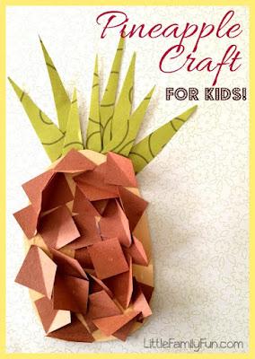 http://www.littlefamilyfun.com/2015/09/pineapple-craft-for-kids.html