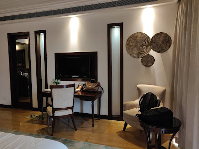 the room view ananta resort